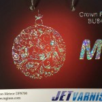 JETvarnish 3D and iFOIL from MGi