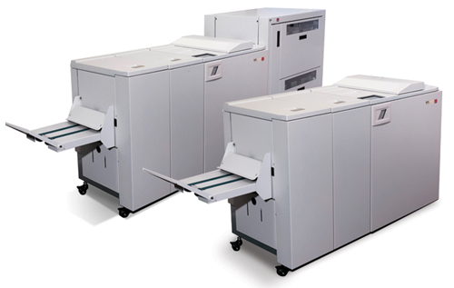 Morgana BM500 & BM350 Bookletmakers