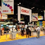 OKI Graph Expo 2015 Booth