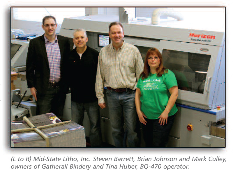 Gatherall Bindery Invests In Game Changers
