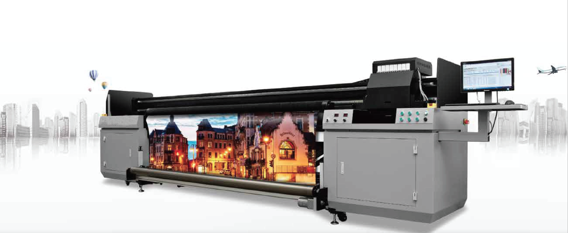CET Color Roll-to-Roll Wide Format Printer
