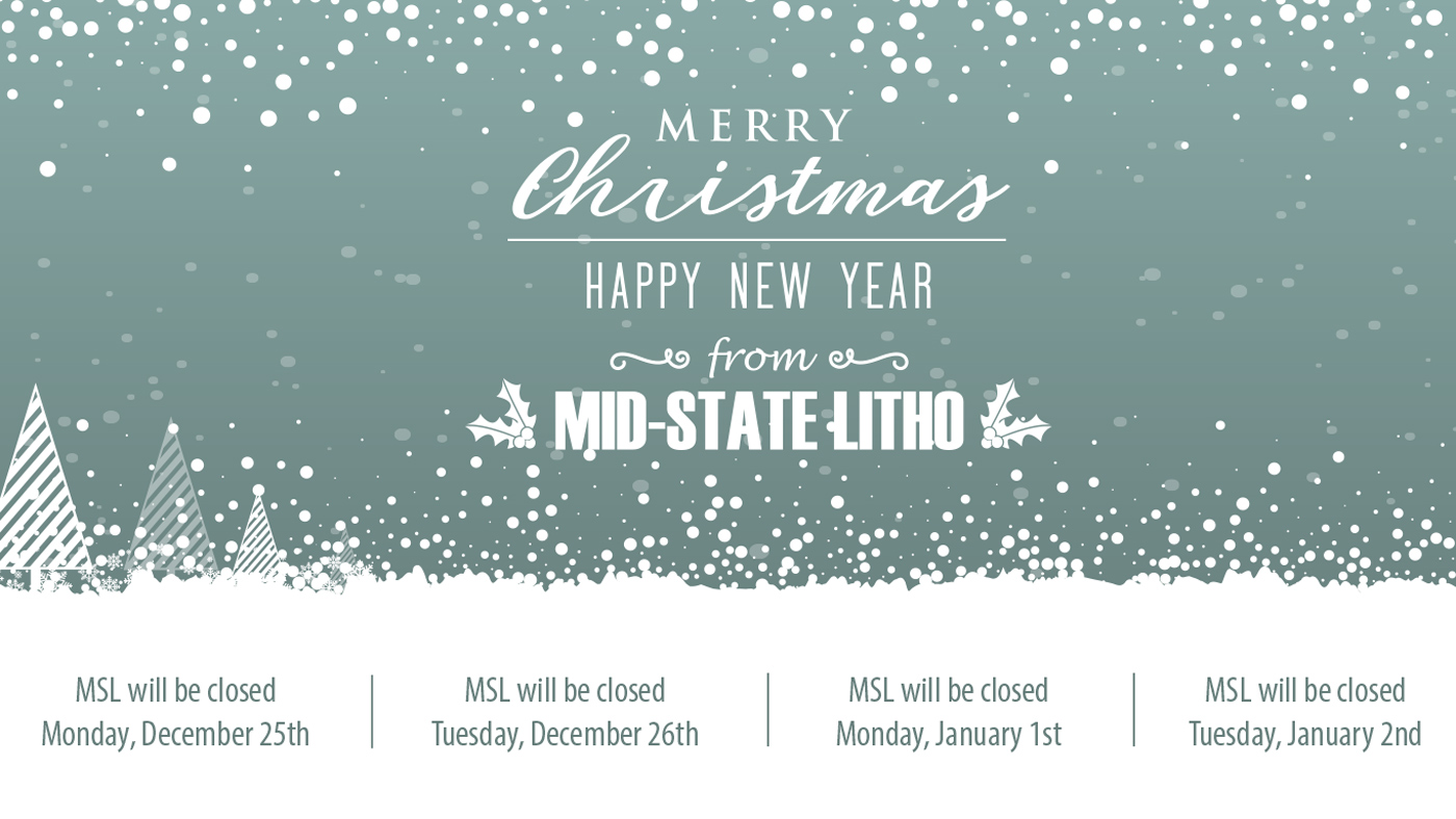 MSL Holiday Hours