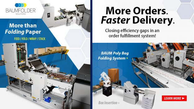 Baumfolder Order Fulfillment Solutions