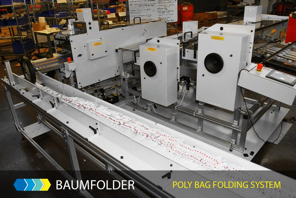 Need help folding your poly bags?