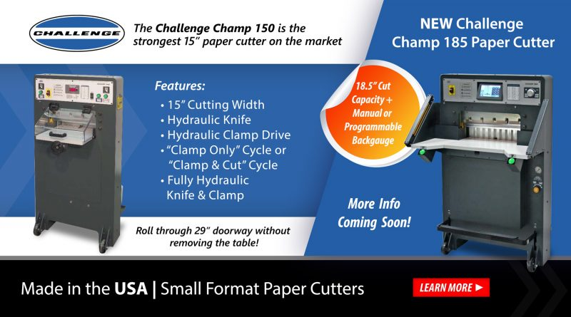 Challenge Champ Paper Cutter